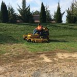 residential mowing